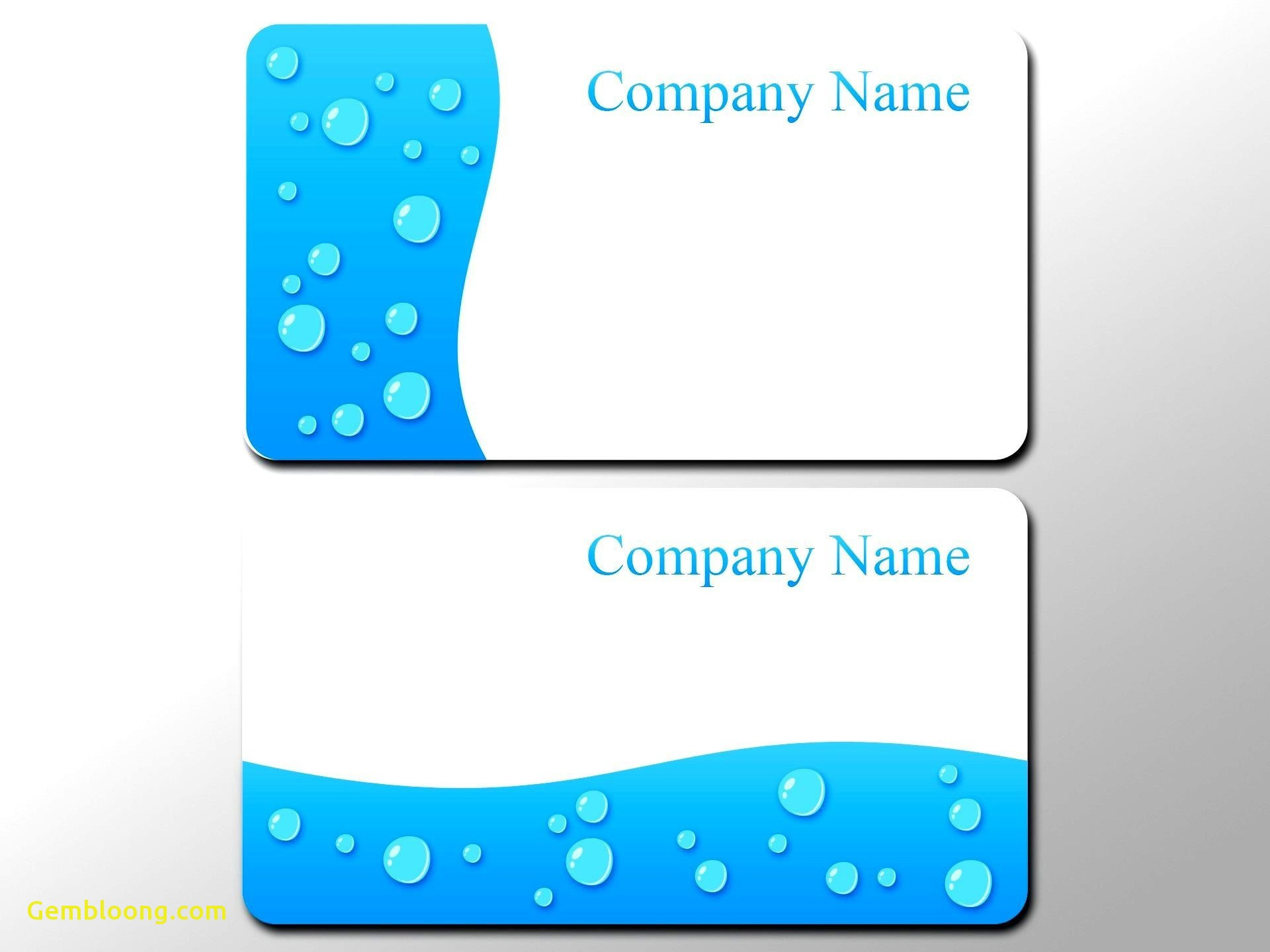 Business Card Photoshop Template Psd Awesome 016 Business Intended For Blank Business Card Template Download