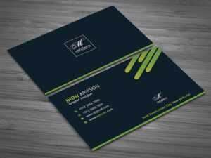 Business Card Templateakhtar Jahan On Dribbble inside Buisness Card Templates