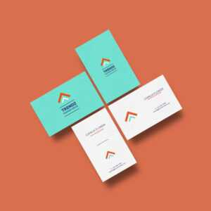 Business Cards Mockup Free Template with regard to Business Card Template Powerpoint Free