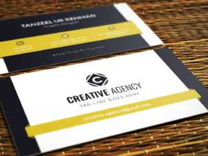 Business Cards Template – Free Downloadtanzeel Ur Rehman in Templates For Visiting Cards Free Downloads