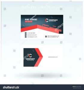 Business Cards Template Illustrator – Bestawnings throughout Double Sided Business Card Template Illustrator