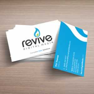 Business Cards throughout 2 Sided Business Card Template Word