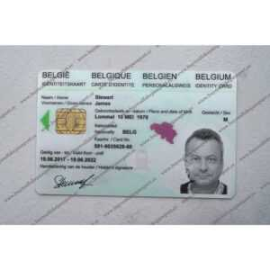 Buy Fake Belgian Id Card Online, Belgium Fake Id Card For within French Id Card Template