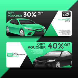 Car Business Card Free Vector Art – (270 Free Downloads) intended for Automotive Gift Certificate Template
