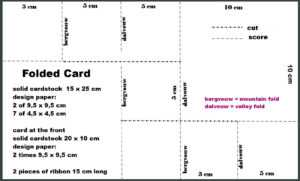 Card Folds Templates ] – Card Shape Of The Month Exploding regarding Card Folding Templates Free