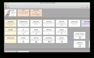 Cardflow For Mac: Index Cards, Flash Cards, And Beyond intended for Index Card Template For Pages
