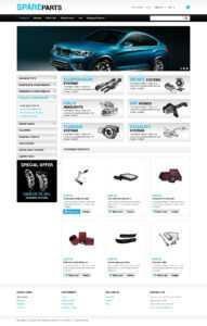Cars Zen Cart Templates for Automotive Gift Certificate Template