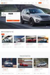 Carspot – Automotive Car Dealer Website Template intended for Automotive Gift Certificate Template