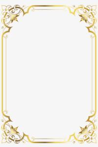 Certificate Border, Certificate Templates, Printable – Frame in Certificate Border Design Templates