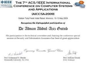 Certificate Of Appreciation Conference Choice Image regarding Conference Participation Certificate Template
