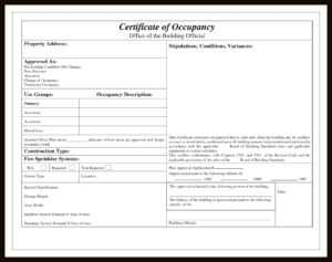 Certificate Of Completion Construction Template – Bestawnings with regard to Practical Completion Certificate Template Uk