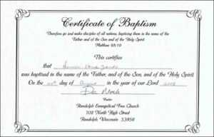 Certificate Of Ordination For Pastor Template intended for Free Ordination Certificate Template