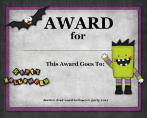 Certificate Template Element Not Found | Resume Maker inside Halloween Certificate Template
