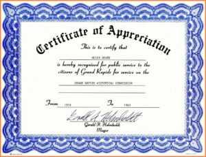 Certificate Template In Word   Safebest.xyz pertaining to Free Certificate Templates For Word 2007