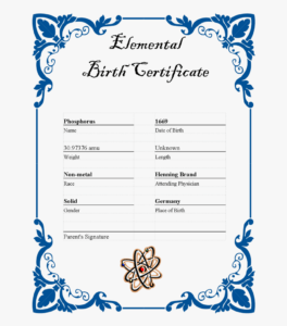 Certificate Template Png – Wedding Border Design Png throughout Build A Bear Birth Certificate Template