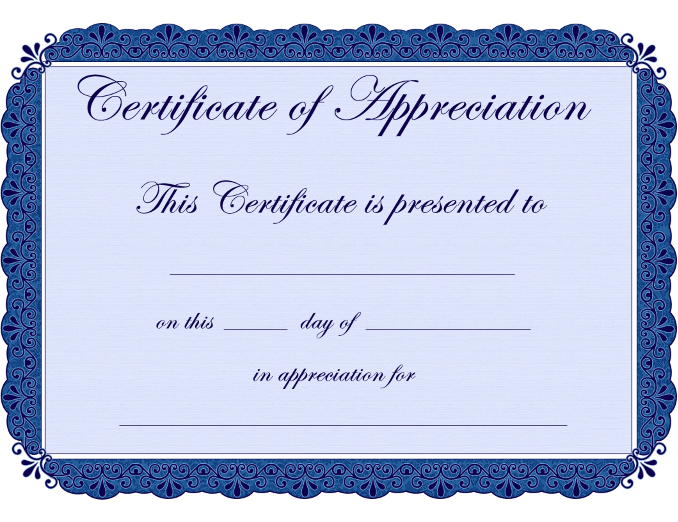 Certificate Template Recognition   Safebest.xyz Within Free Template For Certificate Of Recognition