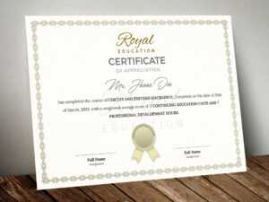 Certificate Template – Traditionalsmashing Studio On in Mock Certificate Template