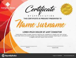 Certificate Template With Polygonal Style And Modern Pattern throughout Workshop Certificate Template