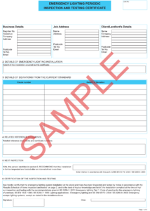 Certificates | Everycert for Electrical Installation Test Certificate Template