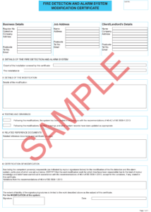 Certificates | Everycert for Fire Extinguisher Certificate Template