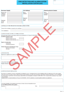 Certificates | Everycert regarding Certificate Of Inspection Template