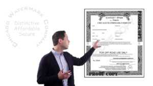Certificates Of Origin / Mso – Chicago Watermark Company inside Certificate Of Origin For A Vehicle Template