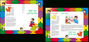 Child Care Brochure Template 14 inside Daycare Brochure Template