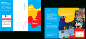 Child Care Brochure Template 24 in Daycare Brochure Template