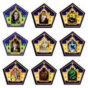 Chocolate Frog Cards | Harry Potter Amino in Chocolate Frog Card Template