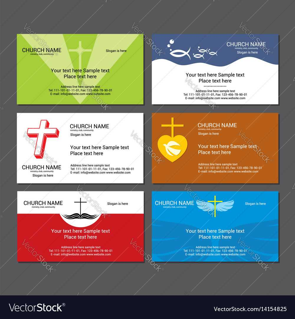 Christian Business Cards Templates Free - Great Sample Templates Regarding Christian Business Cards Templates Free