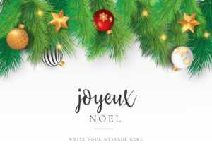 Christmas Card Template | Free Vector – Zonic Design Download within Happy Holidays Card Template
