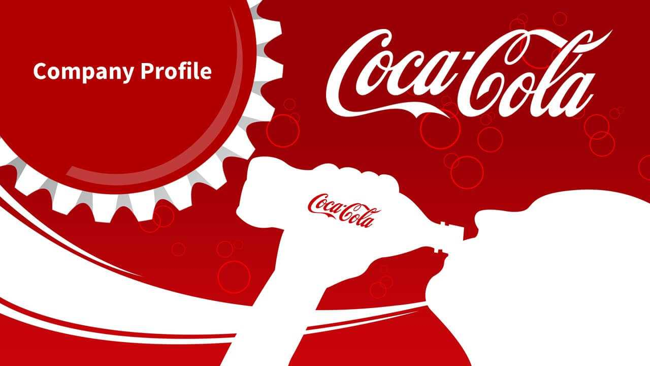 Coca Cola - Powerpoint Designers - Presentation & Pitch Deck Inside Coca Cola Powerpoint Template