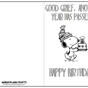 Coloring ~ Birthday Card Coloring Template Extraordinaryad within Foldable Birthday Card Template