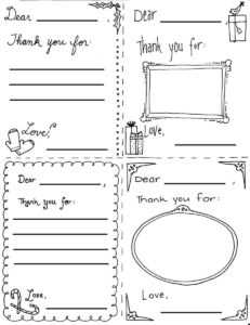 Coloring Pages : Printable Thank You Notes Military Coloring with Free Printable Thank You Card Template