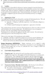 Corporate Purchase Pur – Pdf Free Download pertaining to Corporate Credit Card Agreement Template
