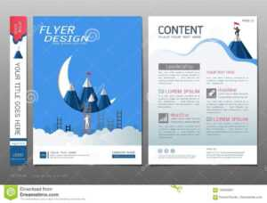Covers Book Design Template Vector, Business Engineering for Engineering Brochure Templates Free Download