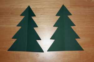 Craft And Activities For All Ages!: Make A 3D Card Christmas regarding 3D Christmas Tree Card Template