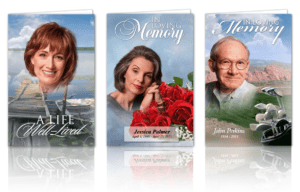 Creating An Exclusive Memorial Program Template with In Memory Cards Templates
