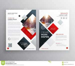 Creative Business Brochure Template Design In Size A4 Stock for Creative Brochure Templates Free Download