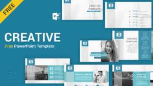Creative Free Download Powerpoint Template – Slidesalad in Powerpoint Sample Templates Free Download
