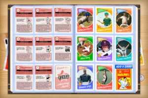 Custom Baseball Cards – Retro 60™ Series Starr Cards inside Custom Baseball Cards Template