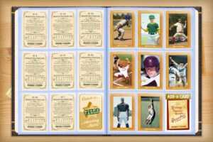 Custom Baseball Cards – Vintage 11™ Series Starr Cards in Superhero Trading Card Template