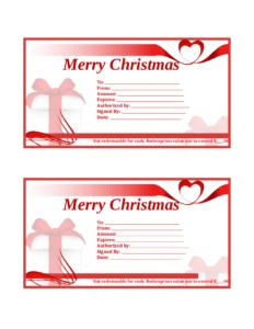 Custom Gift Cards – Edit, Fill, Sign Online   Handypdf inside Custom Gift Certificate Template
