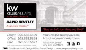 Custom Keller Williams Business Card Templates For Real Estate Kw 21B in Keller Williams Business Card Templates