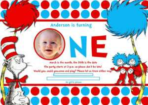 Cute Dr Seuss Quotes. Quotesgram with regard to Dr Seuss Birthday Card Template
