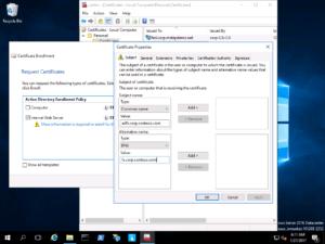 Подготовка & Развертывание Доверия К Сертификату Ad Fs in Active Directory Certificate Templates