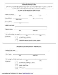 Death Certificate Template In Spanish Unique Birth Translate inside Death Certificate Translation Template