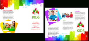 Dentrodabiblia: Child Care Flyer Template intended for Daycare Brochure Template