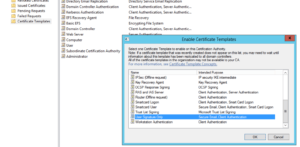 Deploying 8021.x Eap-Tls With Polycom Vvx Phones Part 2/2 inside Workstation Authentication Certificate Template