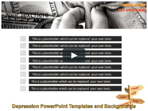Depression Powerpoint Templates And Backgrounds On Vimeo inside Depression Powerpoint Template
